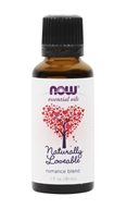 NOW Foods - Naturally Loveable Essential Oil Blend