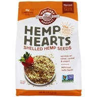 Hemp Hearts Natural Raw Shelled Hemp Seeds