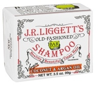 JR Liggett's - Old-Fashioned Shampoo Bar Virgin Coconut
