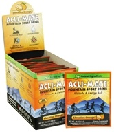 Acli-Mate - Mountain Sport Drink Elevation Orange -
