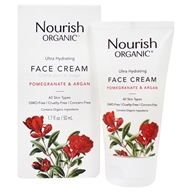 Nourish - Organic Ultra-Hydrating Face Cream Argan +