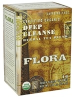 Flora - Certified Organic Herbal Tea Blend Deep