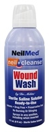 Neilcleanse Wound Wash Ready-To-Use Sterile Saline Solution
