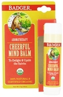 Badger - Cheerful Mind Balm Stick - 0.6