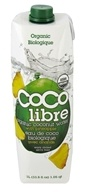 Coco Libre - Pure Organic Coconut Water Pineapple