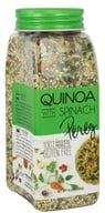 100% Natural Quinoa with Spinach
