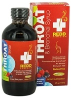Redd Remedies - Throat & Bronchial Syrup Berry