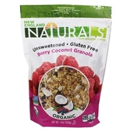New England Naturals - Organic Granola Select Berry