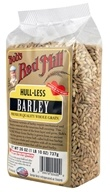 Whole Hull-Less Barley