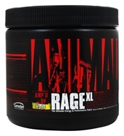 Animal - Animal Rage XL Pre-Workout Lemon Slayed