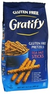 Gluten Free Pretzels Sea Salt Sticks