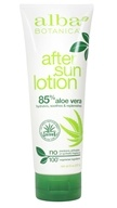 Very Emollient After Sun 85% Aloe Vera Lotion
