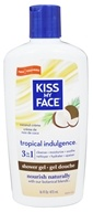 Kiss My Face - Shower Gel 3 In