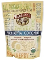 Barlean's - Raw Energy Flax-Chia-Coconut Perfect Blend -