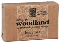 River Soap Company - Bar Soap Woodland with