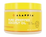 Everyday Coconut Fair Trade African Coconut Oil For Hair & Skin