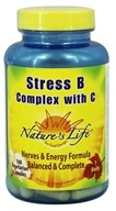 Nature's Life - Stress B Complex with C
