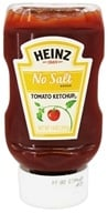 Heinz - Tomato Ketchup No Salt Added -
