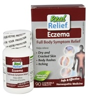 Homeolab USA - Real Relief Eczema - 90