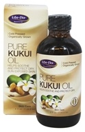 Life-Flo - Pure Kukui Oil - 4 oz.