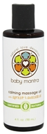 Baby Mantra - Calming Massage Oil with Apricot