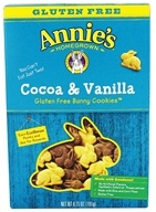 Annie's - Gluten Free Bunny Cookies Cocoa &