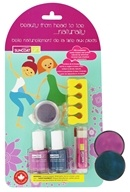 Girl beauty From Head-To-Toe Naturally Make Up Kit