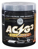NDS Nutrition - PMD Platinum ACG3 Charged+ Orange