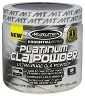 Muscletech Products - Platinum Essential Series Pure CLA