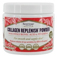 ReserveAge Organics - Collagen Replenish with Hyaluronic Acid
