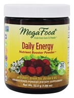 MegaFood - Daily Energy Nutrient Booster Powder -