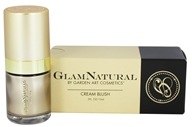 GlamNatural - Cream Blush Ashley, Ashley - 0.5