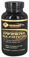 Olympian Labs - Vanadyl Sulfate-20 - 250 Capsules
