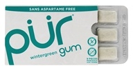 Pur Gum - Sugar Free Chewing Gum Wintergreen