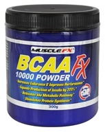Muscle FX - BCAA FX 10000 Powder -