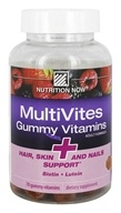 Nutrition Now - MultiVites Gummy Vitamins For Adults