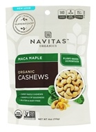 Navitas Naturals - Superfood+ Maca Maple Cashews -