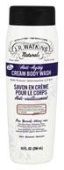 JR Watkins - Anti-Aging Cream Body Wash -