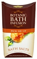 Pura Botanica - Bath Infusion Salts Pick Me