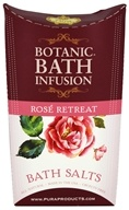 Pura Botanica - Bath Infusion Salts Rose Retreat