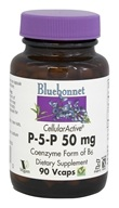Bluebonnet Nutrition - CellularActive P-5-P - 90 Vegetarian