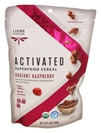 Living Intentions - Superfood Cereal Raspberry Detox -