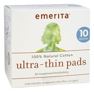Ultra-Thin Pads 100% Natural Cotton Daytime