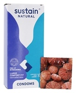 Lubricated Latex Comfort Fit Condoms