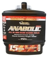 Inner Armour Black - Anabolic Peak Mass Gainer