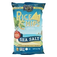 Lundberg - Gluten Free Rice Chips Sea Salt