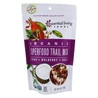 Essential Living Foods - Organic Superfood Trail Mix