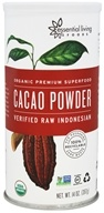 Essential Living Foods - Organic Cacao Powder -
