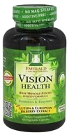 Emerald Labs - Vision Health - 60 Vegetarian