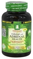 Emerald Labs - CoEnzymated Adrenal Health - 120